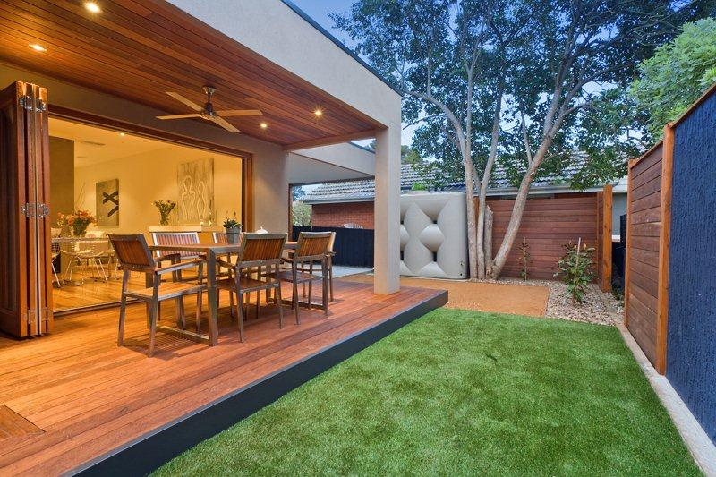 Inside and out – leasing your property that has a garden